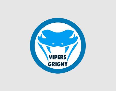 Les vipers de Grigny