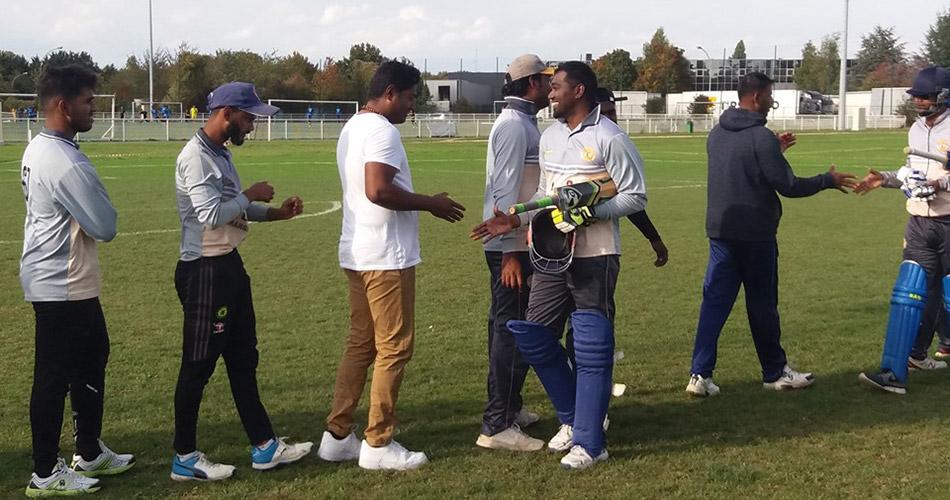Championnat d'Essonne de cricket 2019