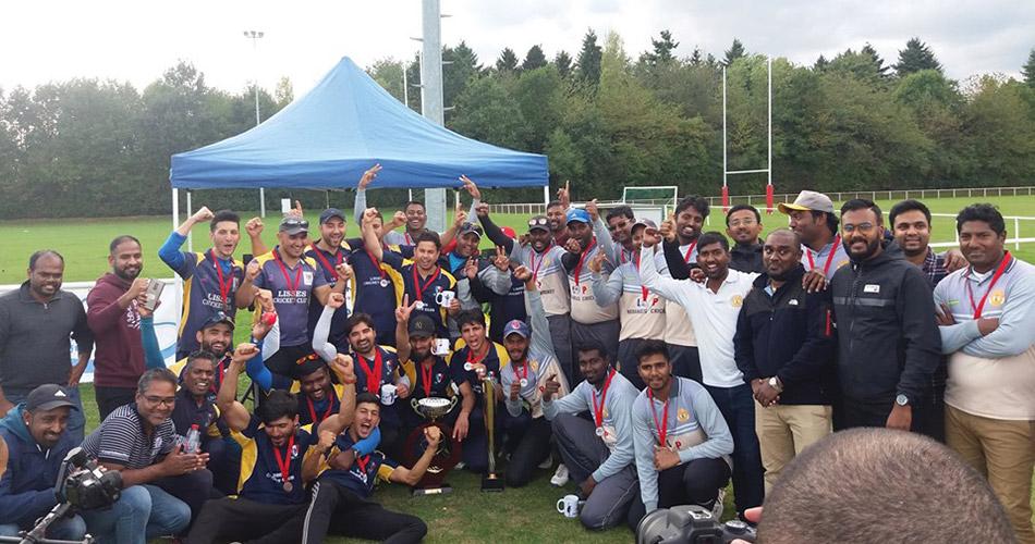 Coupe de l'Essonne de cricket : les premiers résultats !