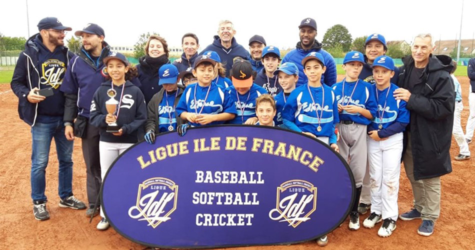 Inter CD 2019 de Baseball 12U et 15U