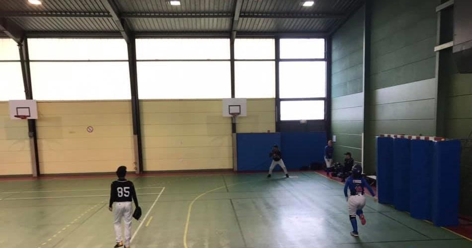 Challenge Softball Mixte j4