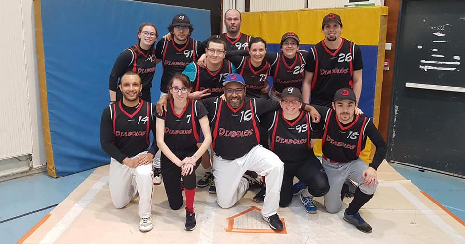 Mixt'in cd91 challenge softball