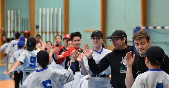 Championnat d'Essonne 15u (softball indoor) : Savigny solide leader !