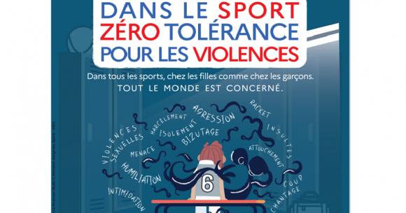Campagne contre les violences dans le sport