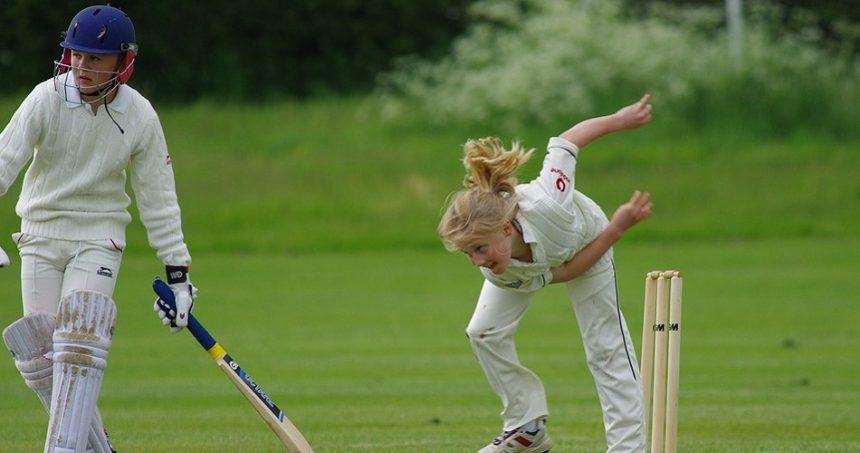 Le cricket s'invite à l'école !