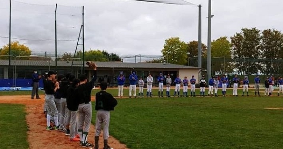 Retour sur le championnat Baseball 15U