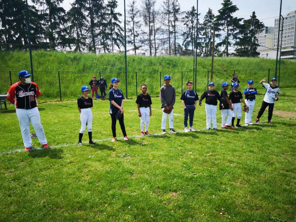 Championnat 12U Baseball Essonne