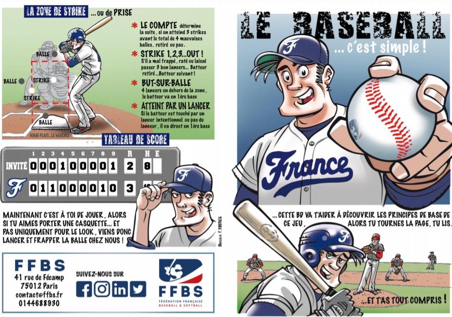règles du jeu baseball