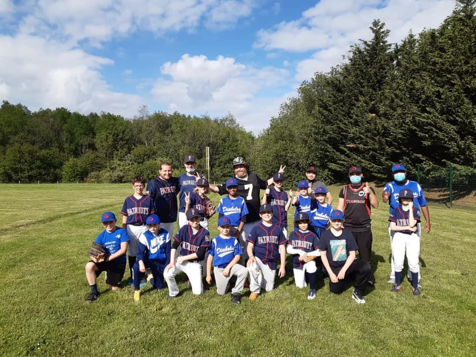 Championnat CD91 12U Baseball