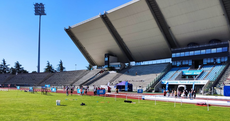 Jeux Sportifs des Jeunes Essonniens réussis !
